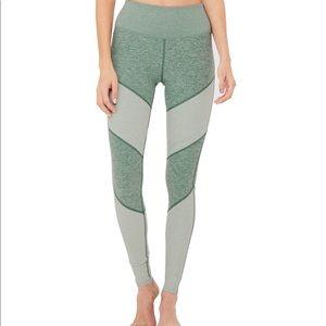 High-waist Alo yoga Alosoft sheila legging
